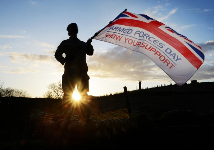 Liverpool Armed Forces Day and Week 2018