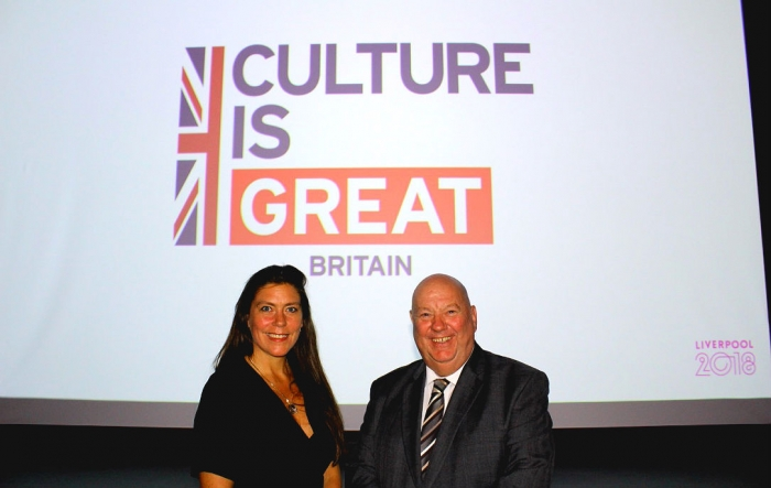 GREAT boost for Liverpool's Capital of Culture 10th anniversary celebrations