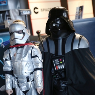 Become a Jedi Master at Spaceport's Jedi School this February Half Term