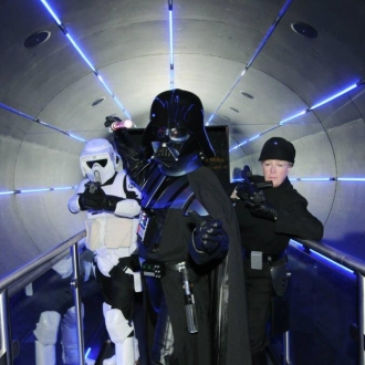 Stormtroopers set to storm Spaceport