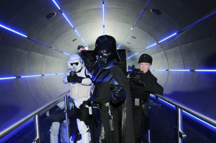 Stormtroopers set to storm Spaceport