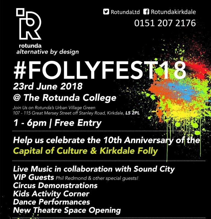 #FollyFest