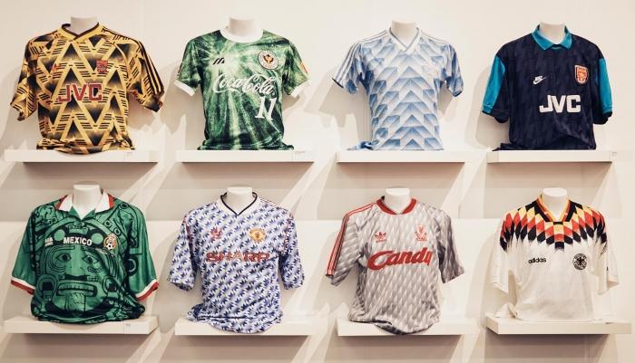 The Art of Football Shirt