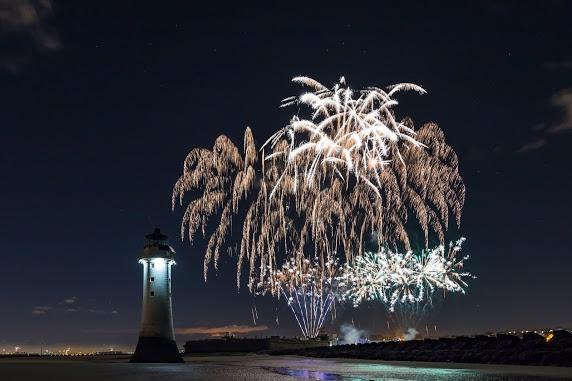 Fireworks – Wirral