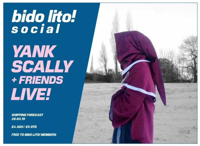 The Bido Lito! Social w/ Yank Scally