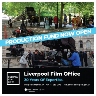 Liverpool Film Office launches Film Fund in UK First