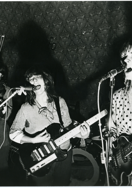 Doc'n Roll: Stories from She Punks with Helen Reddington