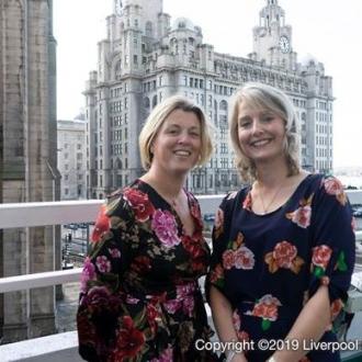 Giants duo honoured by Merseyside Police