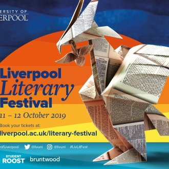 Liverpool Literary Festival 2019 line up revealed
