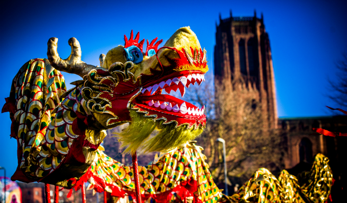 Liverpool Gears Up For Chinese New Year Celebrations