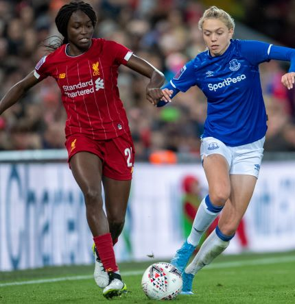 Historic Women's Super League Derby to take place at Goodison Park