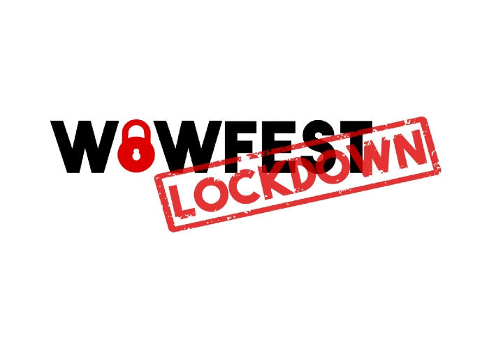 Writing on the Wall presents a new digital writing and literary festival for our times: WoWFest Lockdown