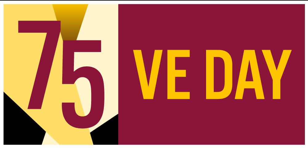 VE Day Banner