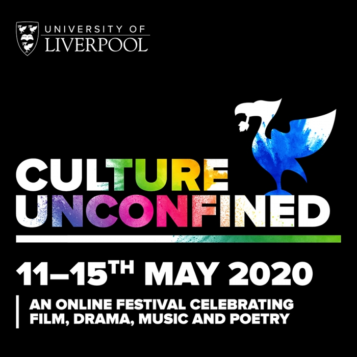 Drama, music, poetry and film – Culture Unconfined festival launches online