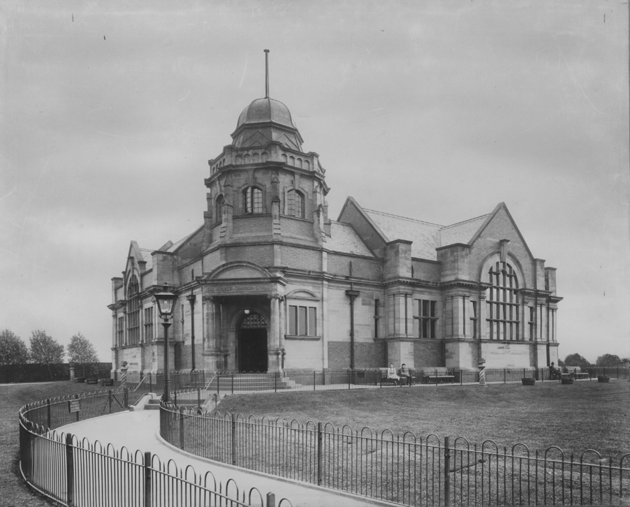 Andrew Carnegie Libraries, Liverpool - Culture Liverpool