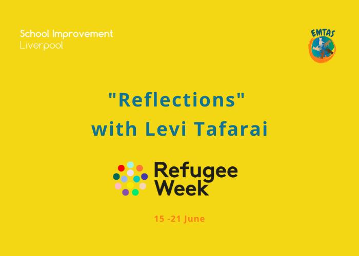 EMTAS Reflections with Levi Tafari