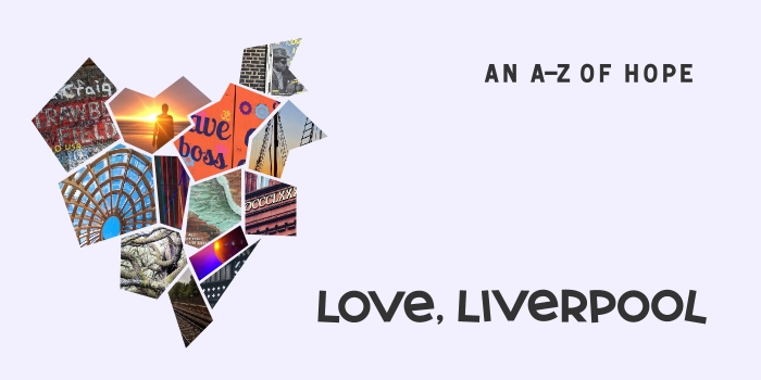 Everyman & Playhouse deliver their first letter for Love, Liverpool: An A to Z of Hope
