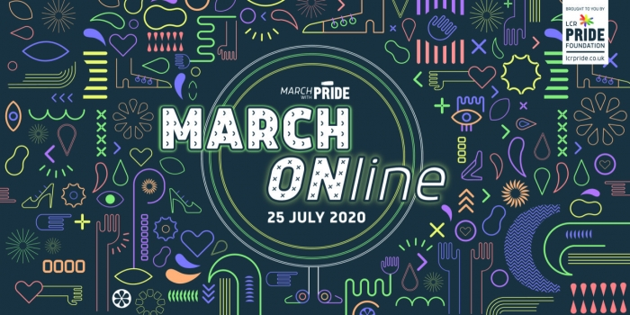 LCR Pride Foundation invites city to MarchOnline