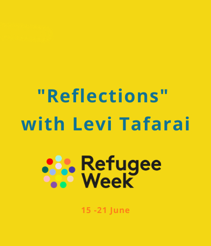 EMTAS Reflections with Levi Tafari