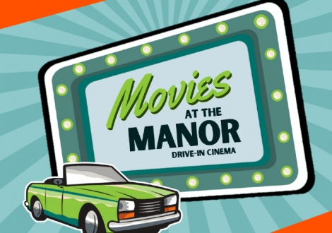 Movies at the Manor