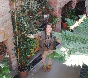 Bluecoat announces new Gardener in Residence