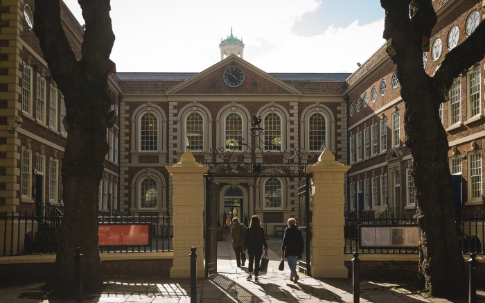 Bluecoat is delighted to receive a grant from the Government's £1.57bn Culture Recovery Fund