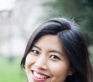 Arts charity announces new Writer on the Bloc – Winnie M Li