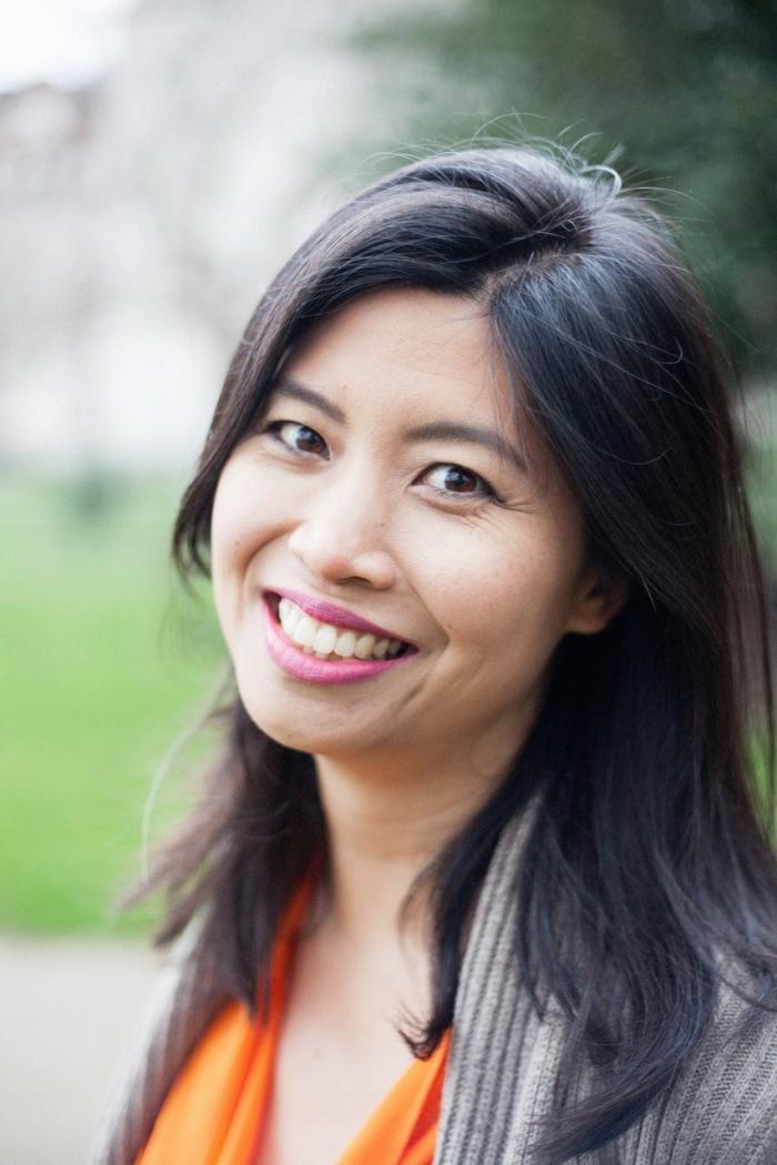 Arts charity announces new Writer on the Bloc – Winnie M Li