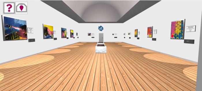 dot-art Launches Virtual Exhibitions