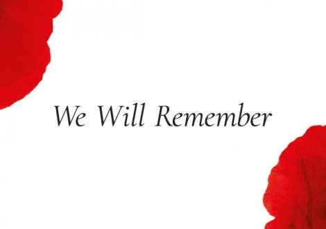 Service of Remembrance 2020