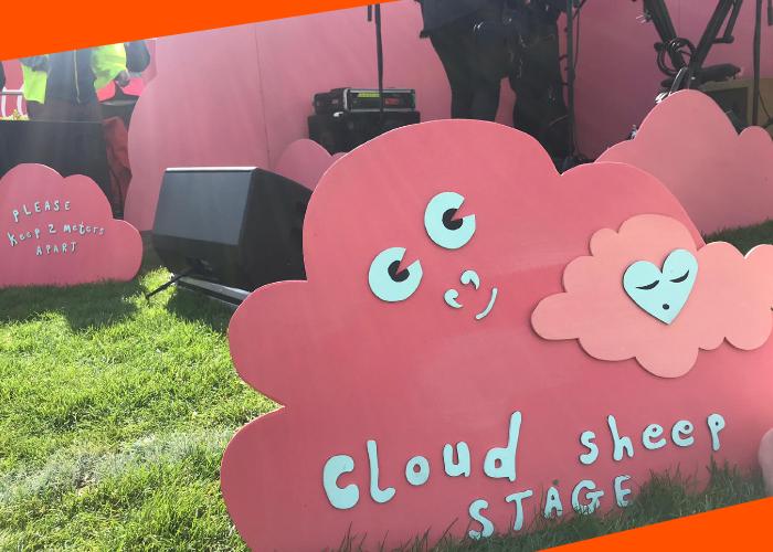 Cloud Sheep