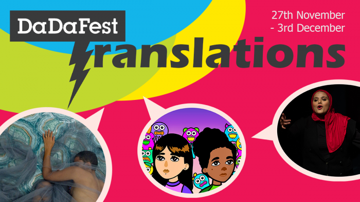 DaDaFest International 2020 – Translations