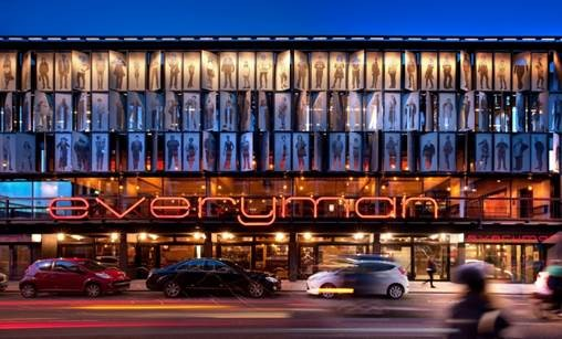 Everyman transforms into cabaret space to celebrate local artists across two weeks of shows.