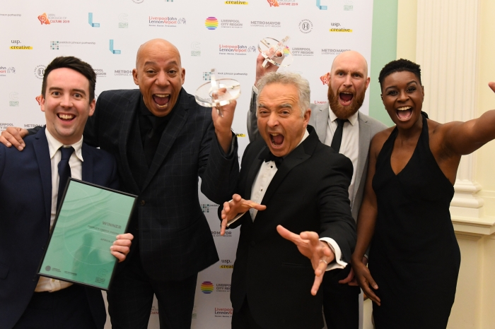 Nominations open for the 2020 Liverpool City Region Culture and Creativity Awards