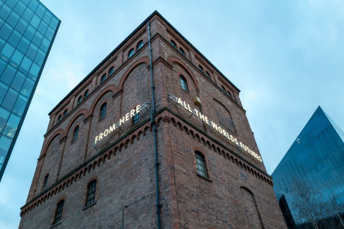Landmark new commission by Nathan Coley revealed on Liverpool's World Heritage Waterfront