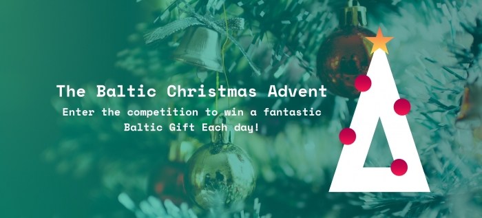 Win FREE Gifts every day with the Baltic Christmas Advent Calendar
