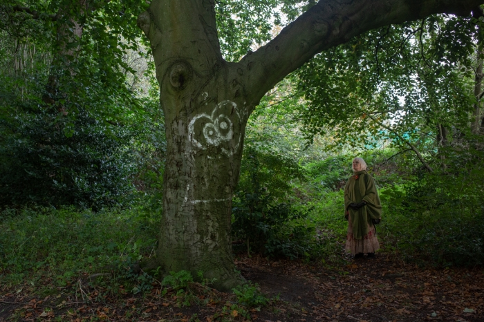 Dot-Art Tell The Story of Liverpool Through Its Trees
