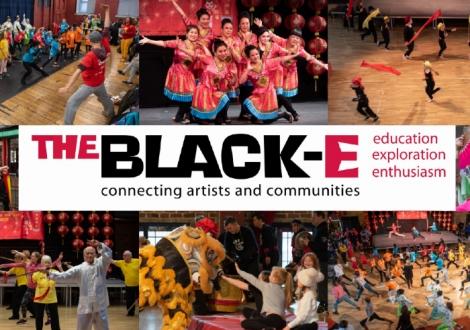 The Black-E