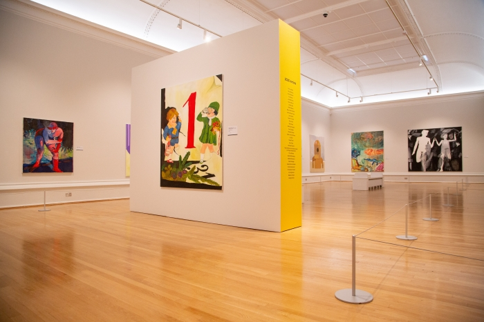 John Moores Painting Prize shortlist announced