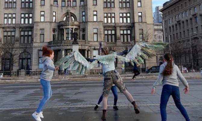 Migration Dance