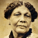 vintage photograph of mary seacole
