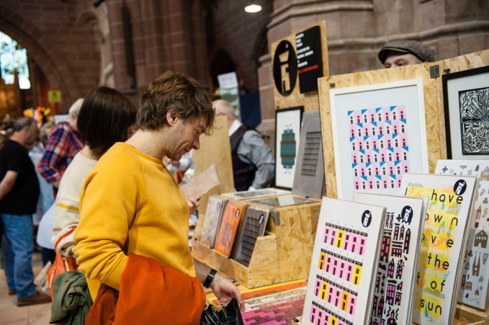 Summer Arts Markets return to Liverpool Cathedral