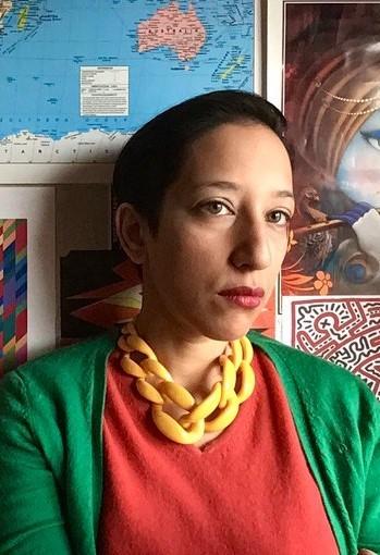 Writer on the Block – Bidisha