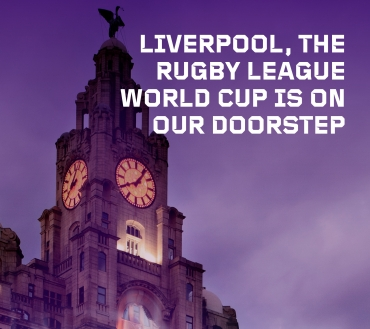 Calling all schools in Liverpool, you are invited to represent your city in the class of RLWC2021 Competition