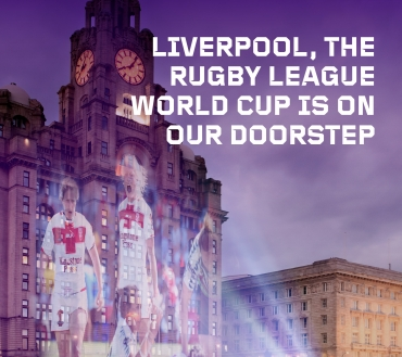 Attention Liverpool! Rugby League World Cup 2021 tickets now on general sale to mark 200 days to go