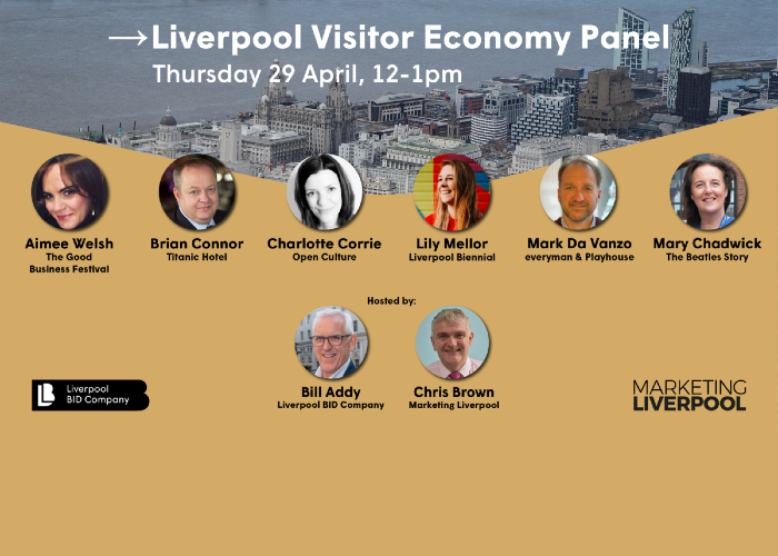 15th Visitor Economy Panel Examines How Liverpool Will Reopen