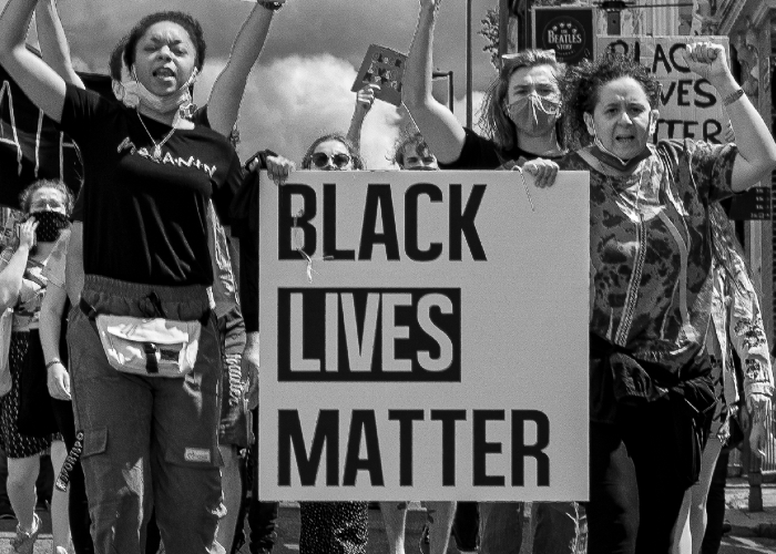 BLM Protests In Liverpool 2020: Photographer Billy Vitch