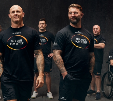 RLWC2021 mark mental health awareness week with re-launch of ahead of the game training