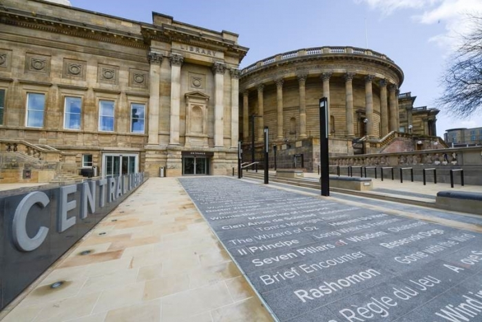 Liverpool's libraries enjoy page-turning chapter