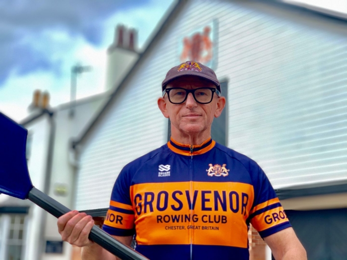 Liverpool fundraiser to row solo across Atlantic to support young people's mental health